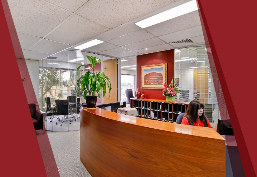 receptionist Waverley serviced offices