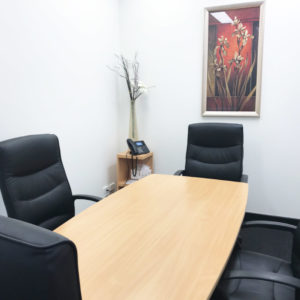 Meeting room for hire Bayside