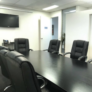 Boardroom for hire Bayside